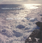 Music with a Message by Cedarville College
