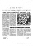 The Sting: Fall 1980 by Cedarville College