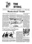 The Sting: Winter 1980 by Cedarville College