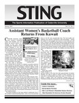 The Sting: Spring 2003 by Cedarville University
