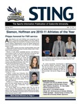 The Sting: Spring 2011 by Cedarville University