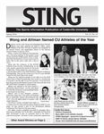 The Sting: Spring 2010 by Cedarville University