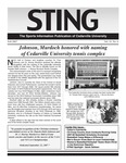 The Sting: Fall 2007 by Cedarville University