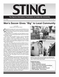 The Sting: Fall 2008 by Cedarville University