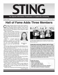 The Sting: Winter 2009 by Cedarville University