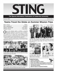 The Sting: Summer 2009