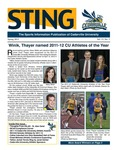 The Sting: Spring 2012 by Cedarville University