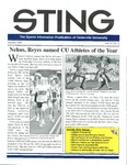 The Sting: Summer 2002 by Cedarville University