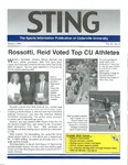 The Sting: Summer 2003 by Cedarville University