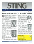 The Sting: Winter 2004 by Cedarville University