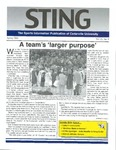 The Sting: Spring 2004 by Cedarville University