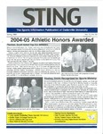 The Sting: Spring 2005 by Cedarville University