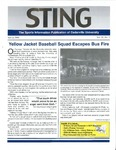 The Sting: Spring 2006 by Cedarville University