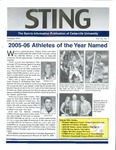The Sting: Summer 2006 by Cedarville University
