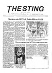 The Sting: Winter 1986 by Cedarville College
