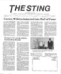 The Sting: Fall 1987 by Cedarville College