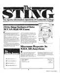 The Sting: Spring 1993