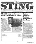 The Sting: Winter 1994 by Cedarville College