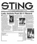 The Sting: Spring 1995 by Cedarville College