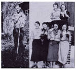 Bob Reed and Girls by Cedarville University