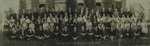 Cedarville College Students and Faculty, 1921-1922