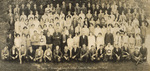 Cedarville College Students and Faculty, 1923-1924