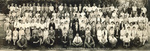 Cedarville College Students and Faculty, 1927-1928