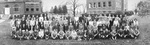 Cedarville College Students and Faculty, 1946-1947