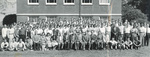 Cedarville College Students and Faculty, 1957-1958