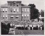 Cedarville College Student Body, 1965-1966 by Cedarville College