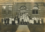 Cedarville College Students and Faculty, 1919-1920