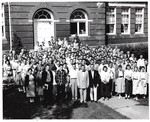 Cedarville College Faculty, Staff, and Students, 1958-1959