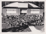 1970-1971 Faculty and Student Body by Cedarville University