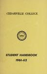 Student Handbook of Cedarville College