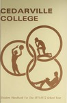 Cedarville College Student Handbook for the 1971-1972 School Year