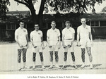 1964-1965 Men's Tennis Team