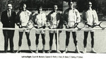 1965-1966 Men's Tennis Team