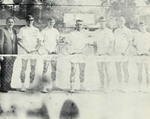 1966-1967 Men's Tennis Team