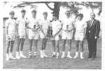 1968-1969 Men's Tennis Team