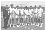 1969-1970 Men's Tennis Team