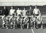 1971-1972 Men's Tennis Team