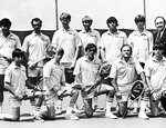 1972-1973 Men's Tennis Team