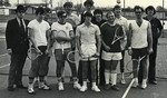 1973-1974 Men's Tennis Team