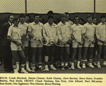 1974-1975 Men's Tennis Team