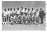 1976-1977 Men's Tennis Team