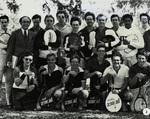 1980-1981 Men's Tennis Team