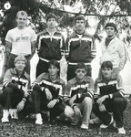 1981-1982 Men's Tennis Team