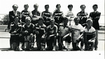 1982-1983 Men's Tennis Team