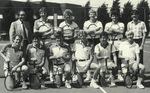 1983-1984 Men's Tennis Team