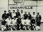 1984-1985 Men's Tennis Team